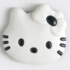 Bilde av Figurknapp, Hello Kitty