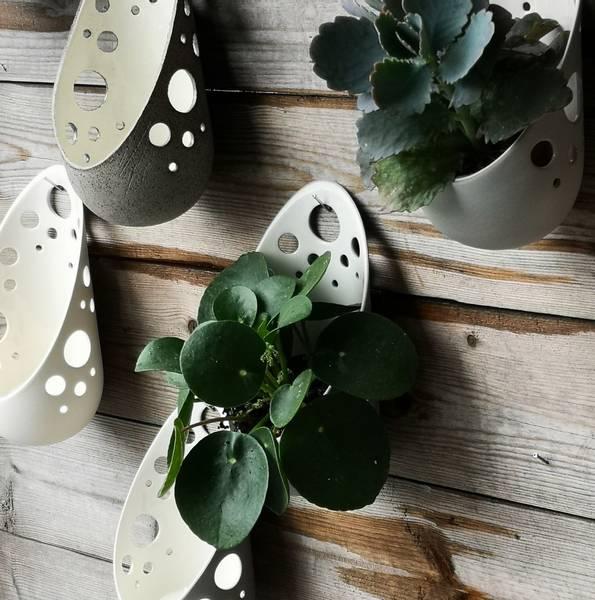 Lykt - Syvende - Petroleumsgrønn Porselen Tlysholder stearinlys