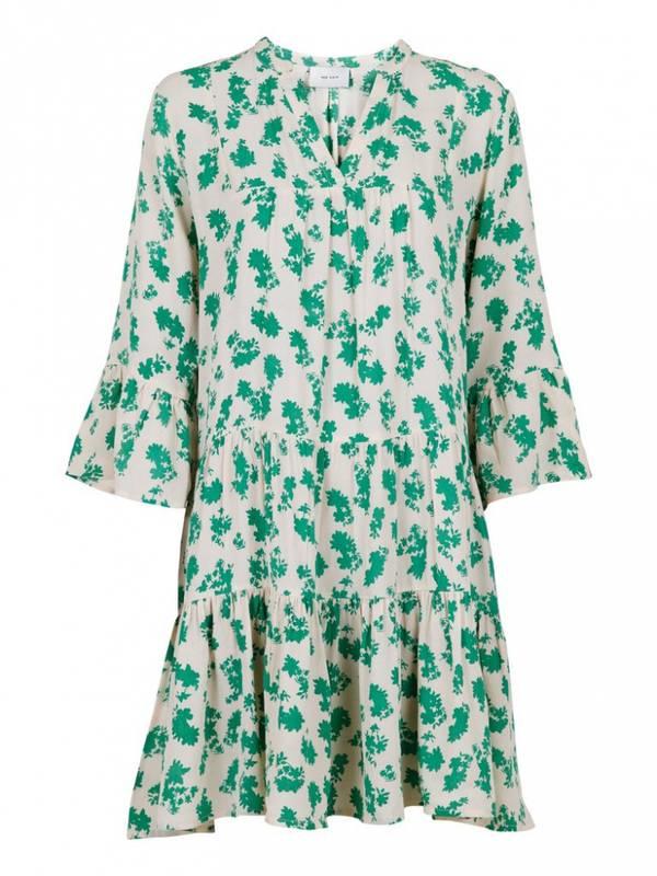 Bilde av NEO NOIR Gunvor Primerose Dress Grønn