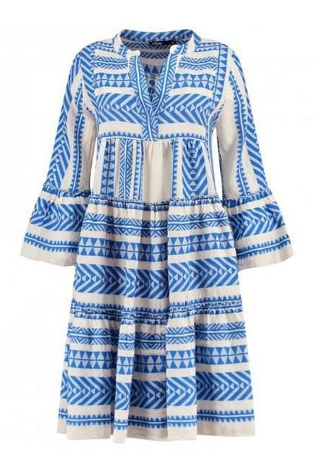 Bilde av DEVOTION  Dress Blue