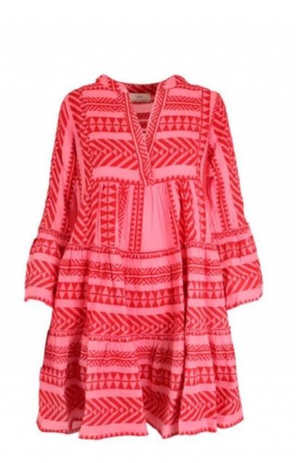 Bilde av DEVOTION Dress Pink/Red