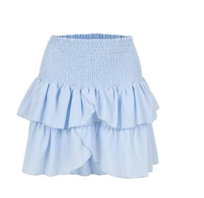 Bilde av NEO NOIR Carin Skirt Light