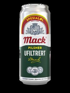 Bilde av Pilsner Ufiltrert 0,5l 6pk