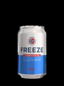 Bilde av Freeze Glutenfri 0,33l boks 6pk