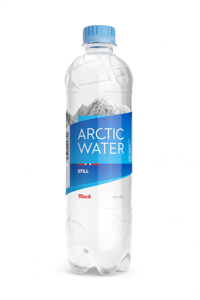 Arctic Water Still 0,5l