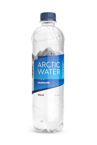 Arctic Water Sparkling 0,5l