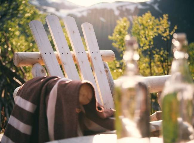 Geilo lodge chair