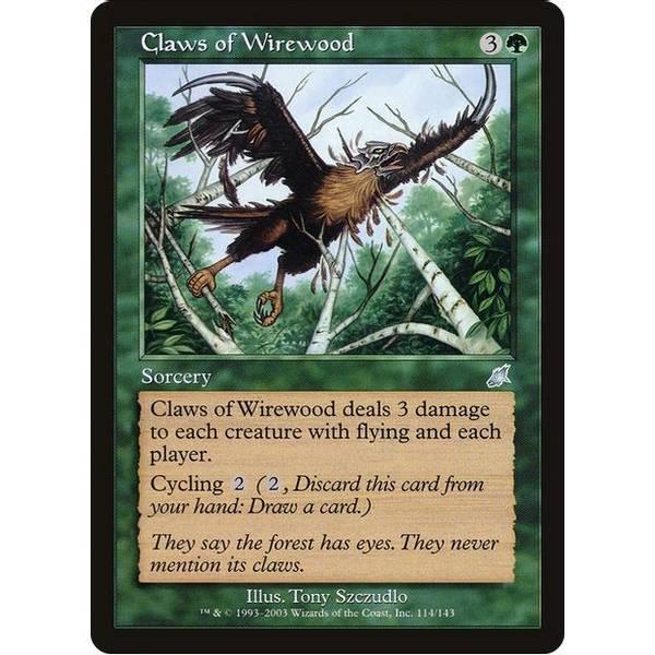 Bilde av Claws of Wirewood