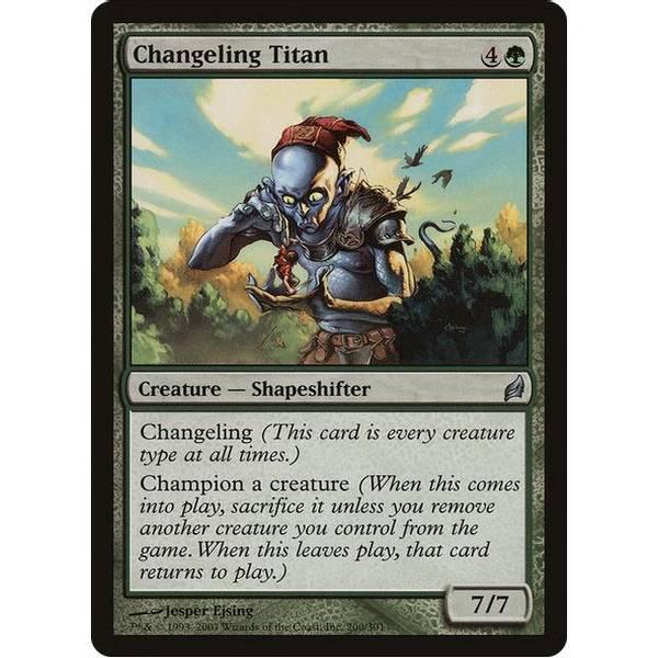 Bilde av Changeling Titan