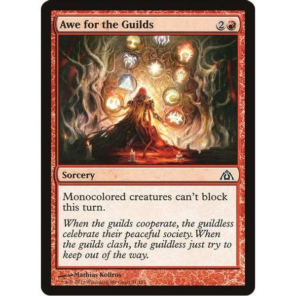 Bilde av Awe for the Guilds