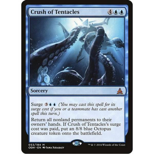 Bilde av Crush of Tentacles