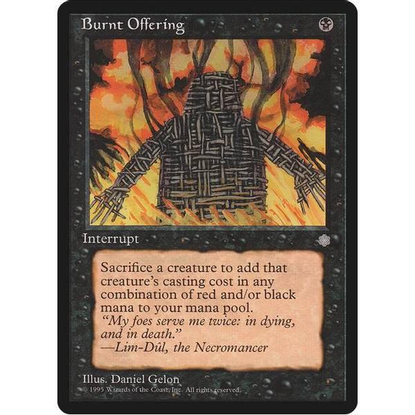 Bilde av Burnt Offering
