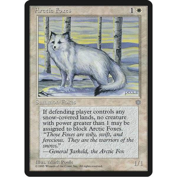Bilde av Arctic Foxes