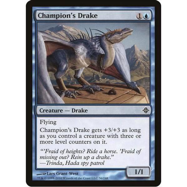 Bilde av Champion's Drake