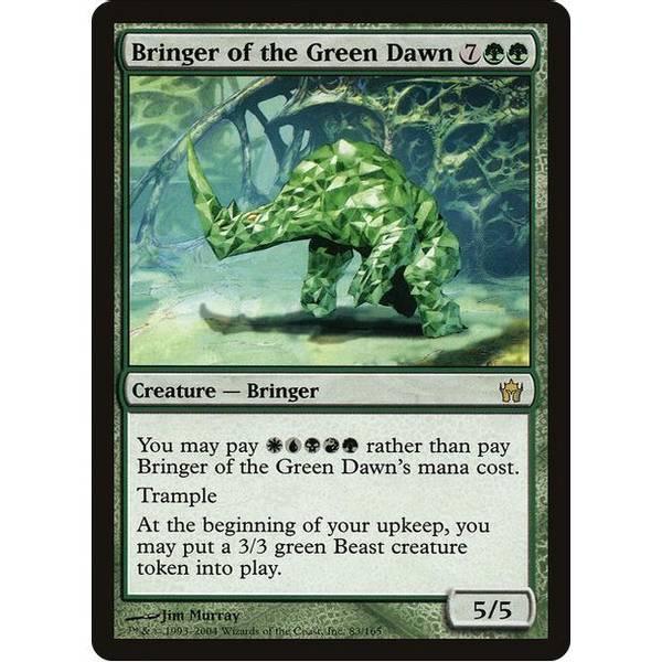 Bilde av Bringer of the Green Dawn