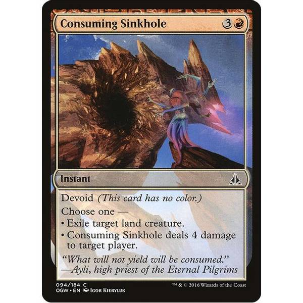 Bilde av Consuming Sinkhole