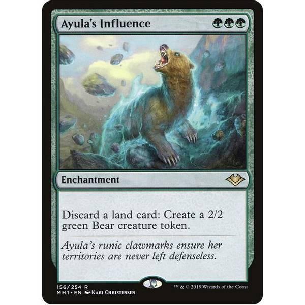 Bilde av Ayula's Influence