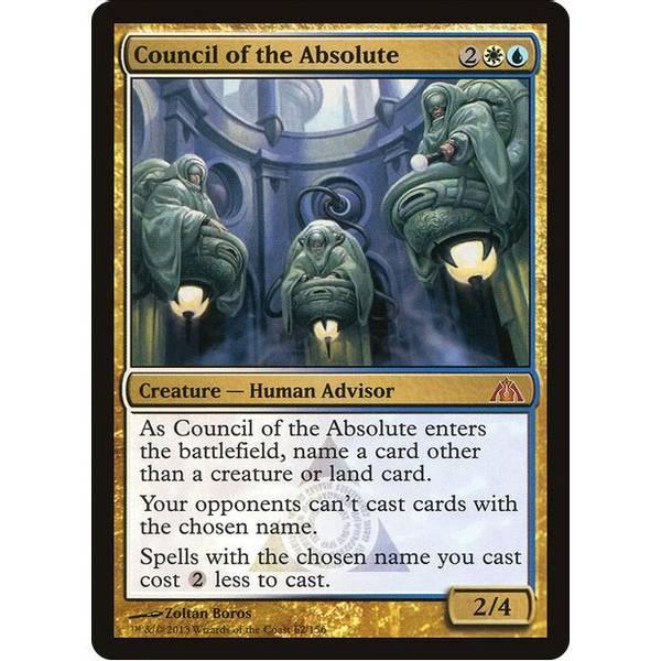 Bilde av Council of the Absolute
