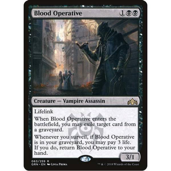 Bilde av Blood Operative
