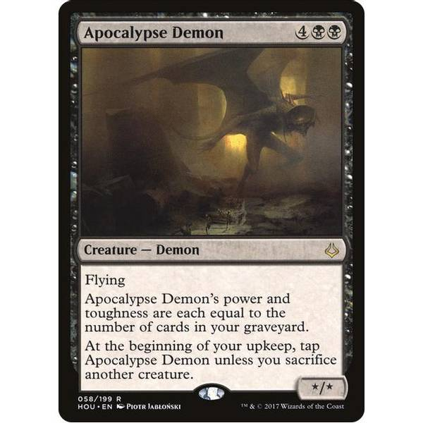 Bilde av Apocalypse Demon