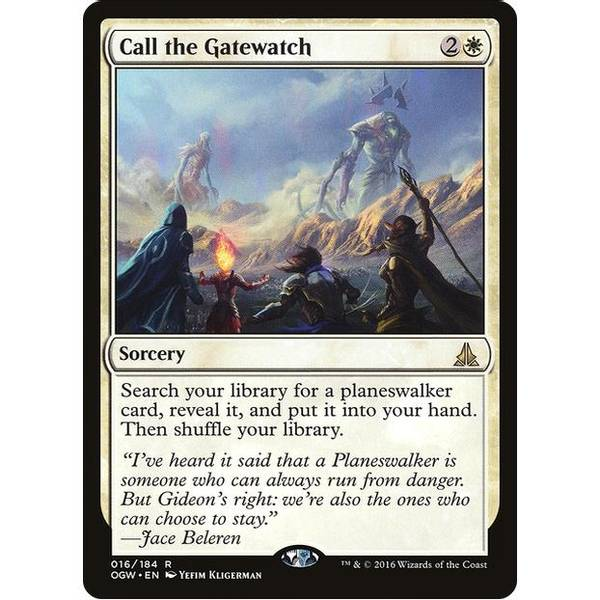 Bilde av Call the Gatewatch