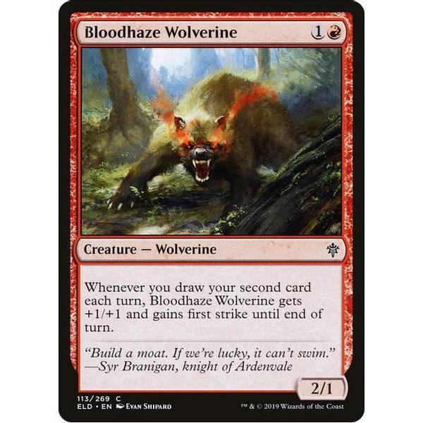 Bilde av Bloodhaze Wolverine