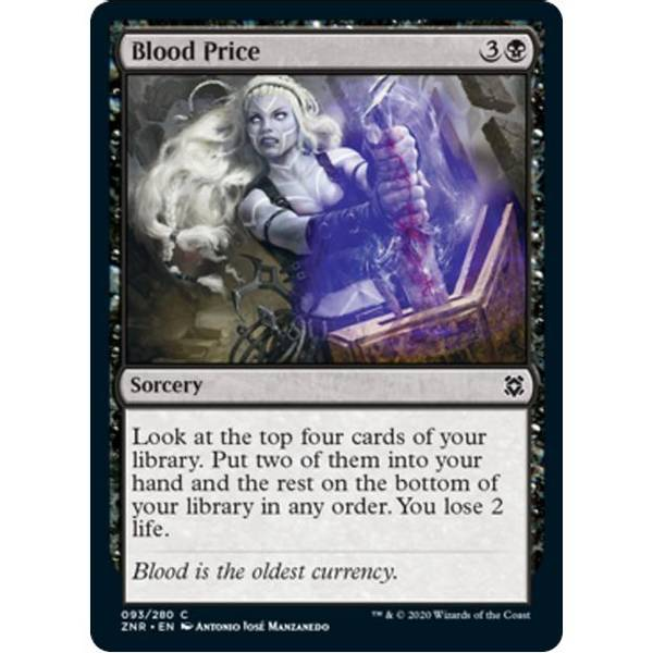 Bilde av Blood Price