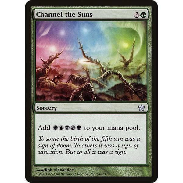 Bilde av Channel the Suns