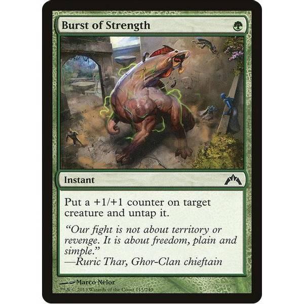 Bilde av Burst of Strength