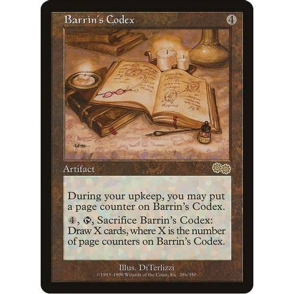 Bilde av Barrin's Codex