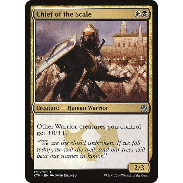 Bilde av Chief of the Scale