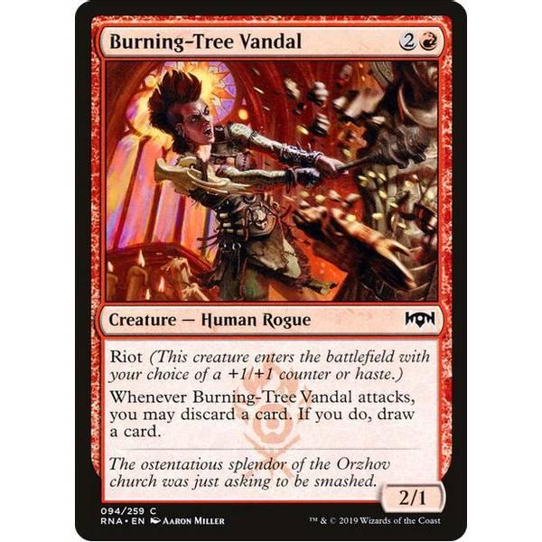 Bilde av Burning-Tree Vandal