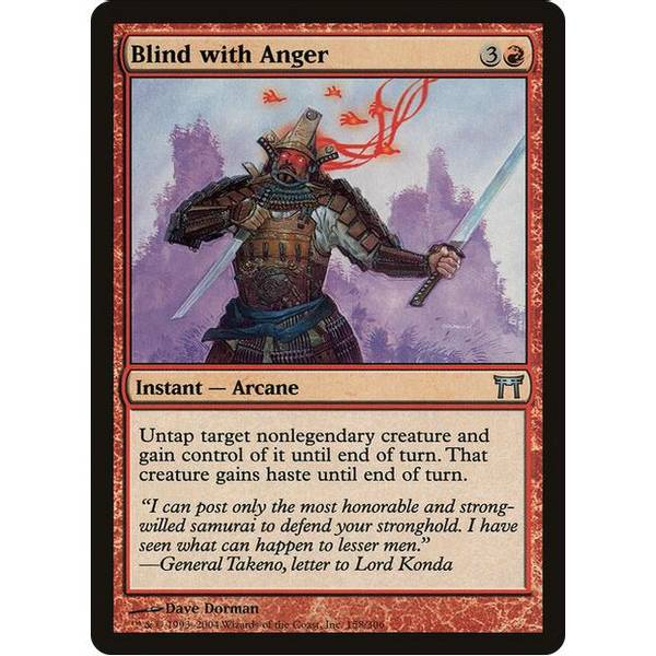 Bilde av Blind with Anger