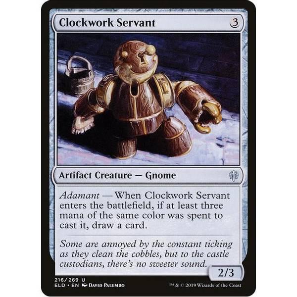 Bilde av Clockwork Servant