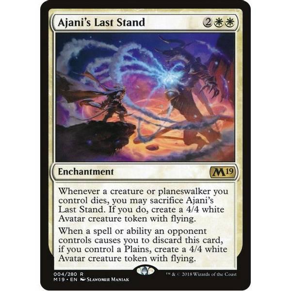 Bilde av Ajani's Last Stand