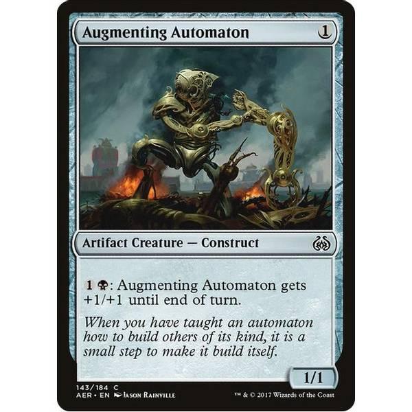 Bilde av Augmenting Automaton