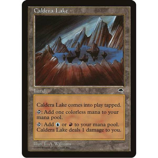 Bilde av Caldera Lake