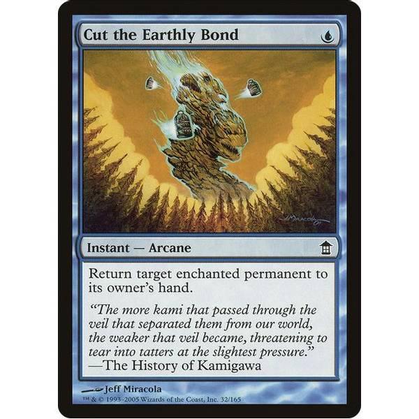 Bilde av Cut the Earthly Bond