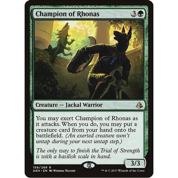 Bilde av Champion of Rhonas