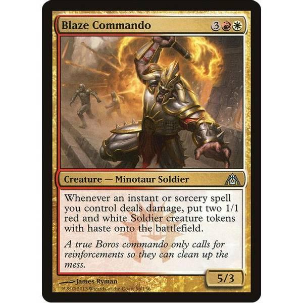 Bilde av Blaze Commando