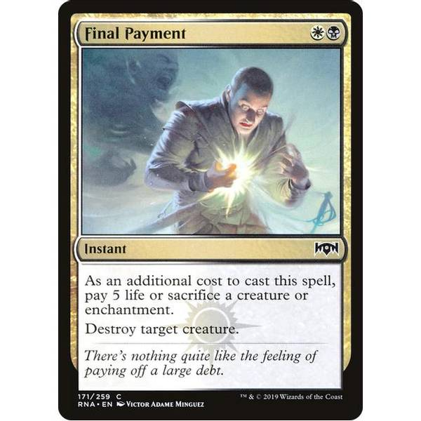 Bilde av Final Payment