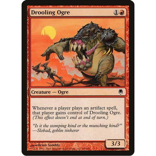 Bilde av Drooling Ogre