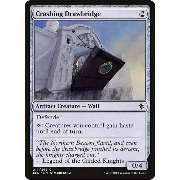 Bilde av Crashing Drawbridge