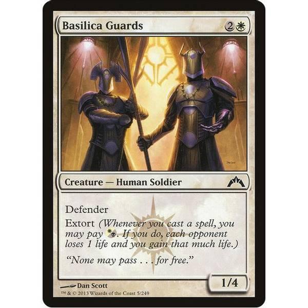 Bilde av Basilica Guards