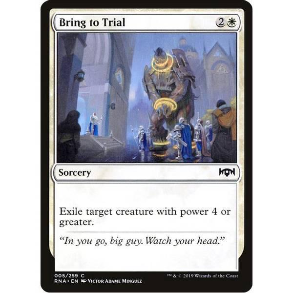 Bilde av Bring to Trial