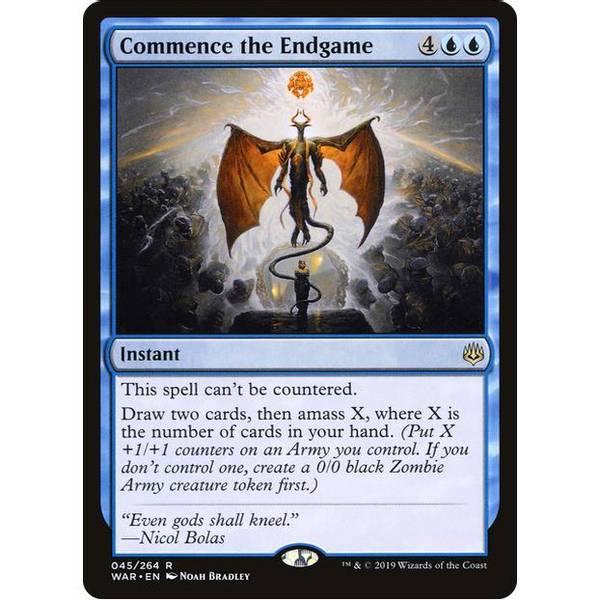 Bilde av Commence the Endgame
