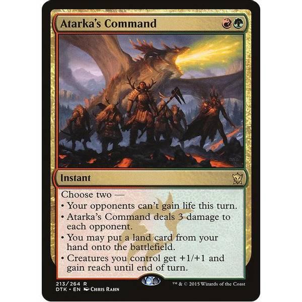 Bilde av Atarka's Command