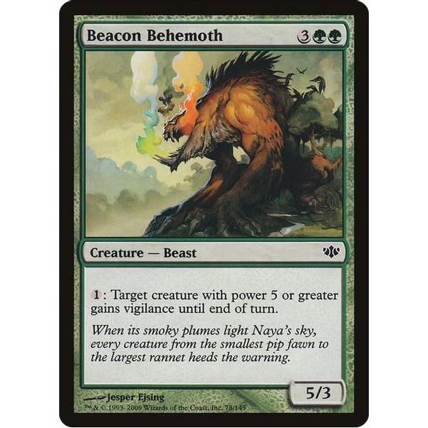 Bilde av Beacon Behemoth