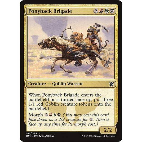 Bilde av Ponyback Brigade