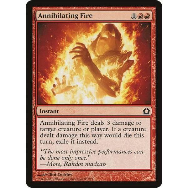 Bilde av Annihilating Fire